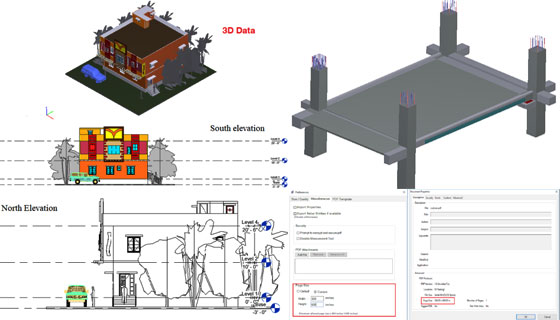 Download 3D PDF Exporter Revit (V 3.1.0.0)