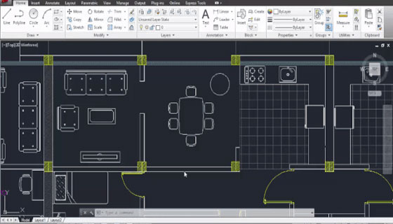 50 essential AutoCAD Commands