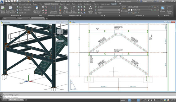 Advance Steel 2019 launched by Autodesk