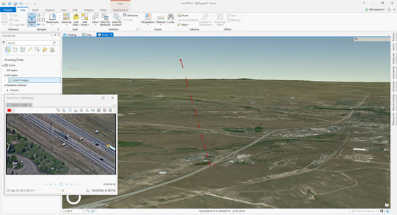 Esri is introducing ArcGIS Pro 2.2 Beta with improved BIM and Revit features