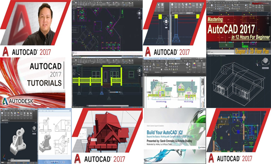 Download autocad 2017 Tutorial