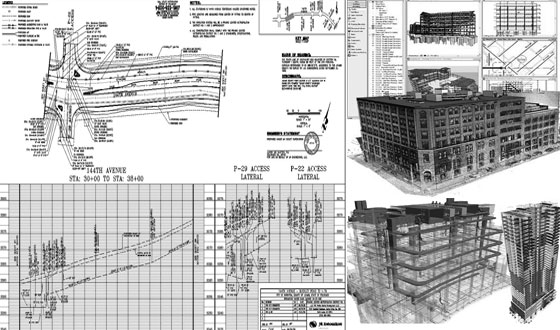 Importance of AutoCAD, Revit and STAAD Pro for Civil Engineers