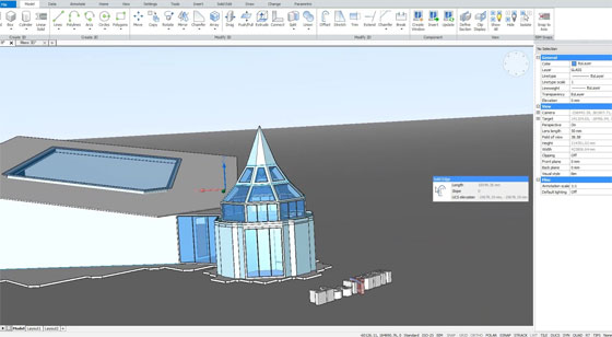 BricsCAD V18.2 is launched for improved 3D modeling