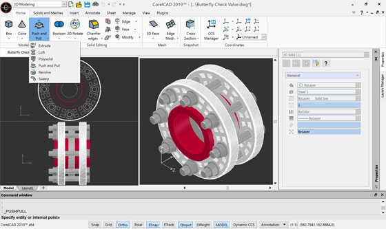 CorelCAD 2019 is launched with some exciting features