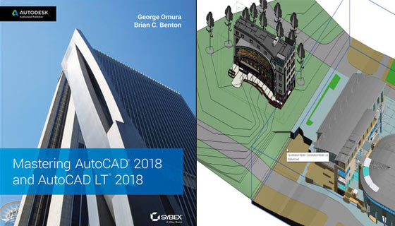 Mastering AutoCAD 2018 and AutoCAD LT 2018 – An exclusive e-book for CAD professionals