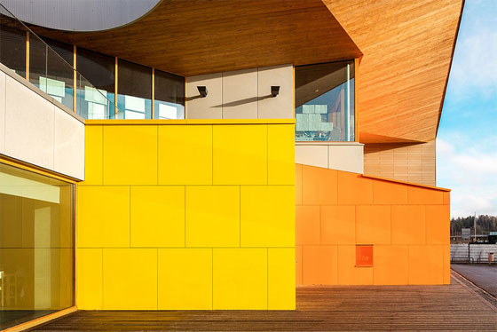 Facade Panels with BIM