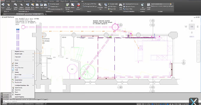 Introduction to the new features of AutoCAD 2018