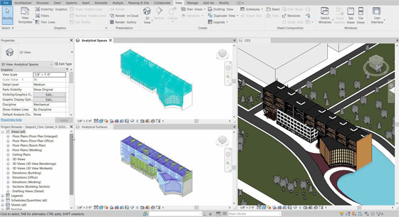 Details of Autodesk Revit 2020.1 Update