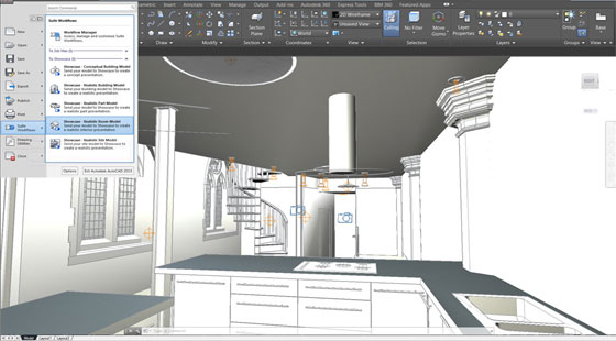 CAD and BIM plugin for Autodesk AutoCAD and Revit software