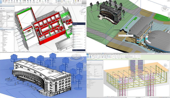New features in Revit 2018
