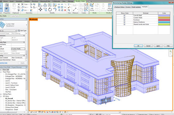 Tips to improve the Revit Templates