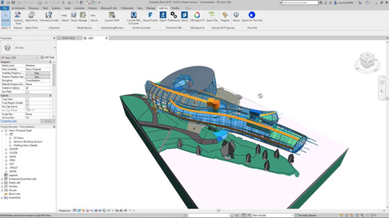 Test design in real-time with The Wild Revit Add-In
