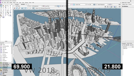 Vectorworks introduced 2019 Version of Its Software