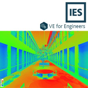 IES VE for engineers product logo IBS ibimsolutions