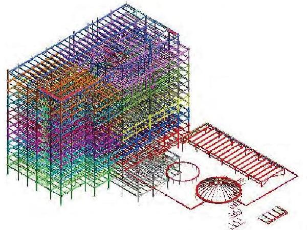 Celtniecības inženierpakalpojumi, BIMsolutions