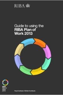 RIBA Plan Work 2013