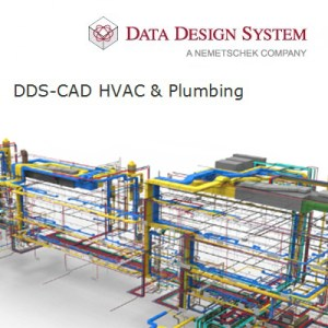 DDS-CAD-HVAC-Plumbing product logo IBS ibimsolutions
