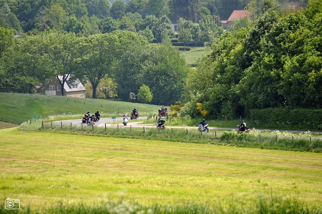 Het heuvelachtige landschap van Groesbeek met de Zevenheuvelenweg, mythisch geworden dankzij de Nijmeegse Vierdaagse. (bron: www.nufoto.nl)