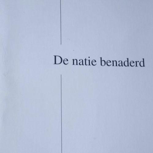 Leidschrift cover