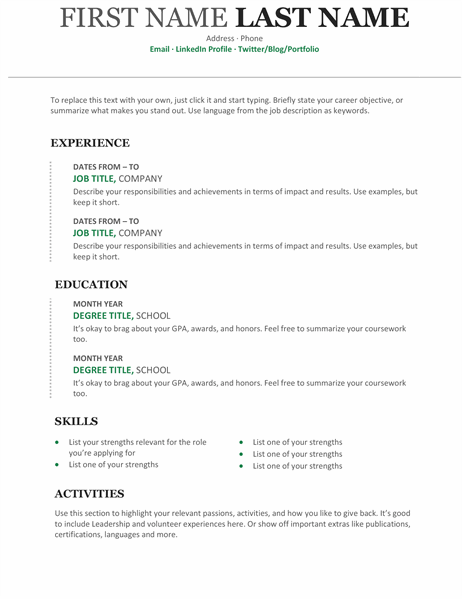 All these modern cv templates with psd format have a creative layout structure designed by professional designers. Resume Templates