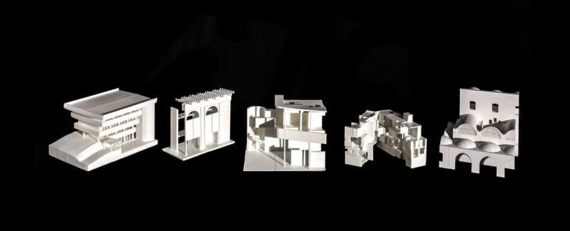 stampa 3d architettura sharebot
