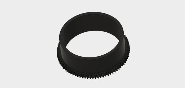 3d print gear