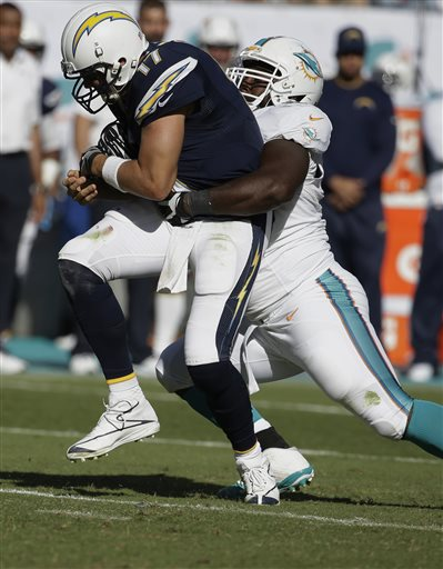 Philip Rivers, Earl Mitchell