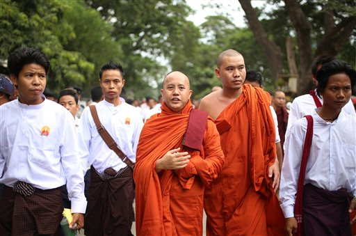 Image result for ultra-nationalist buddhists
