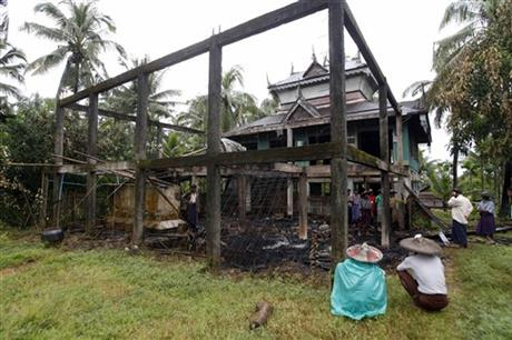 Myanmar Sectarian Violence