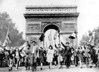 FRANCE END OF WWII   Buy Photos   AP Images   DetailView