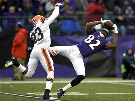 Joe Haden, Torrey Smith