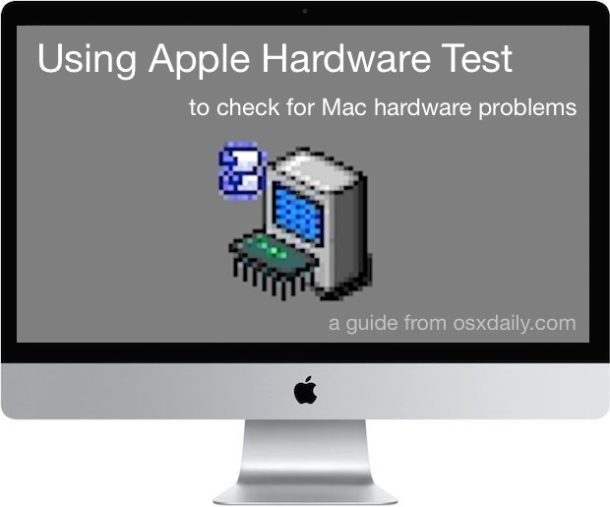 How To Diagnose Hardware Issues On An Apple Computer