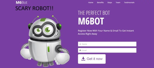 M6Bot Scam