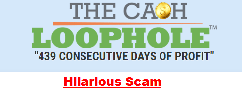In this warning review of The Cash Loophole, we demonstrate that it is a scam, and you ought to maintain a strategic distance from it. It has created by Richard Sellars. The Cash Loophole is an automatic binary trading app that professedly can make you a huge amount of dollars every day and a great.