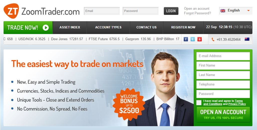 binary options brokers minimum trade in allowance definition