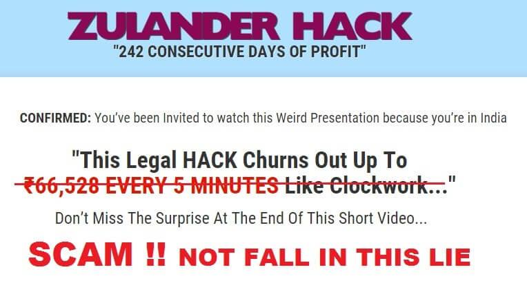 zulander hack review
