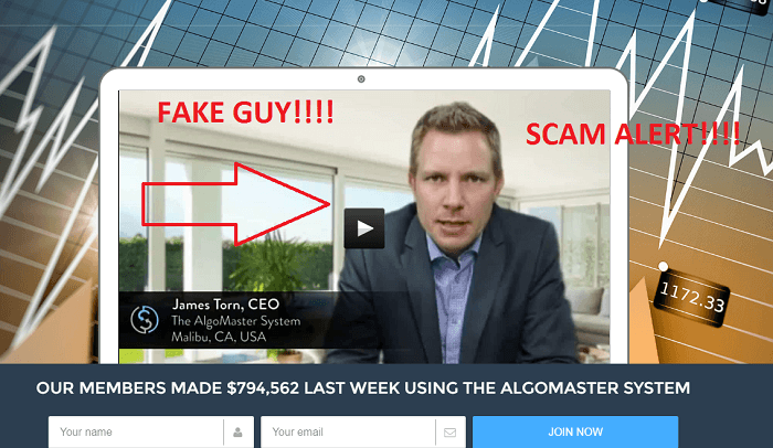 algomaster software scam