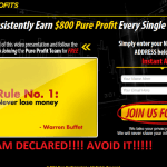 Pure Profits Software Review – Just Another Scam? Yes!!