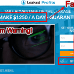 Leaked Profits Review – Avoid This Scam Software!