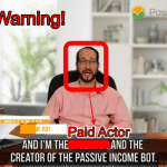 Passive Income Bot Scam Exposed! Check Sofy's Review!