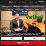Penny Millionaire Review – Another Scam System? Warning!