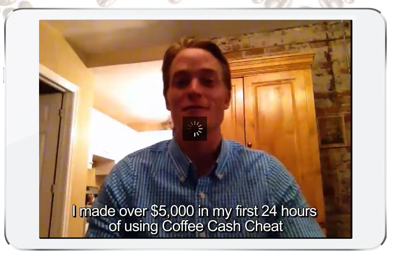 coffee cash cheat software scam trading robot