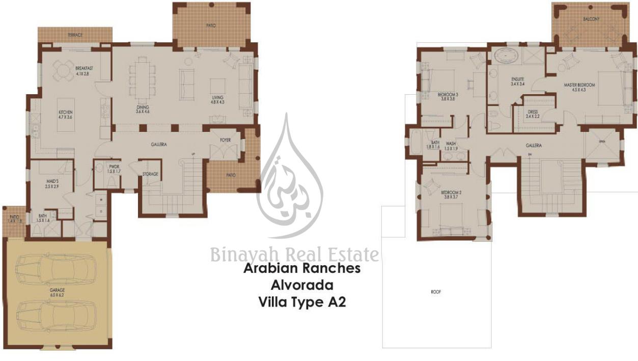 Villas For Sale & Rent In Arabian Ranches Dubai