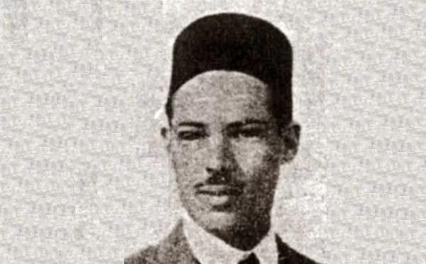 نتيجة بحث الصور عن الشاعر محمد الهادي السنوسي الزاهري