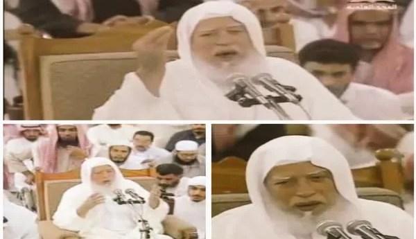 """أبو بكر الجزائري.. مؤلف كتاب """"منهاج المسلم"""""""
