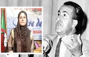 """ابنة مولود قاسم نايت بلقاسم """"جزائر"""" تحدث عن والدها"""