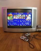 Retro-Ablenkung mit Nintendo