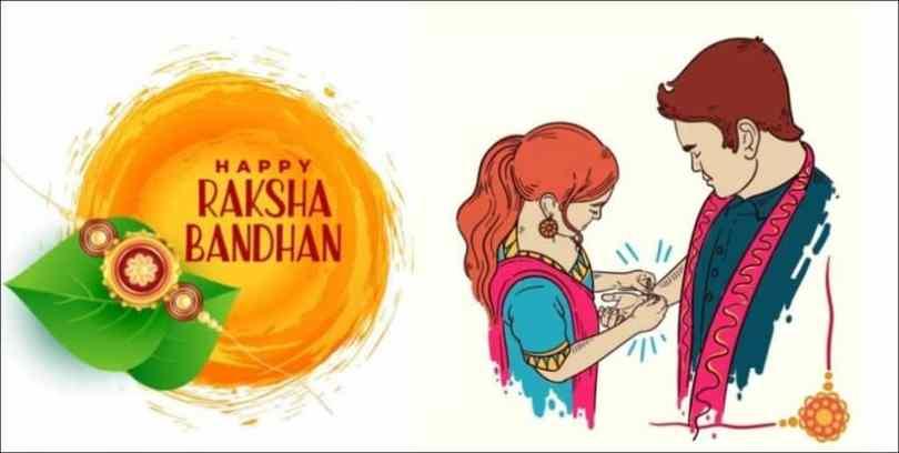 Happy Raksha Bandhan 2021 Latest Full Screen Video Status