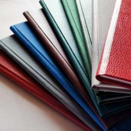 Double Section Bookbinding Book covers 2