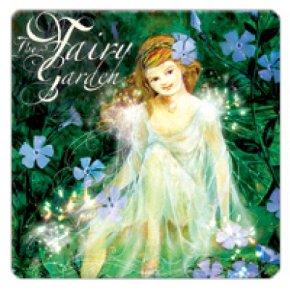 Cd fairy garden